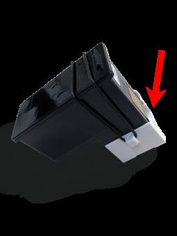Aufbewahrungsbehälter für Patronen (2 Stück)