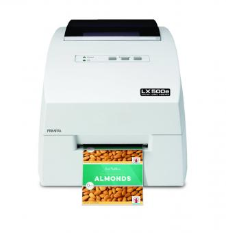 LX500e Color Label Printer