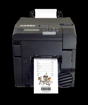 CX86e Colour Label and Tag Printer